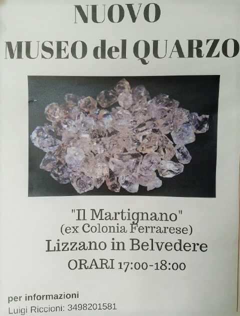 Museo del quarzo