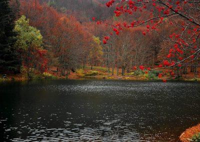 Il Cavone in autunno