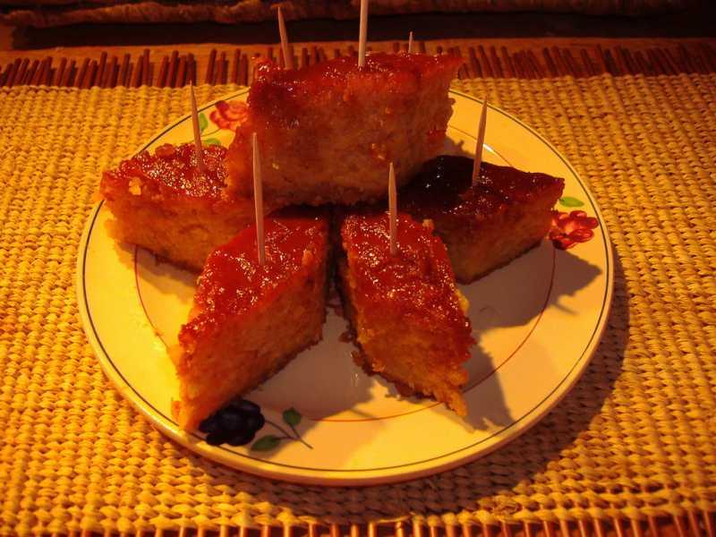 La torta di riso