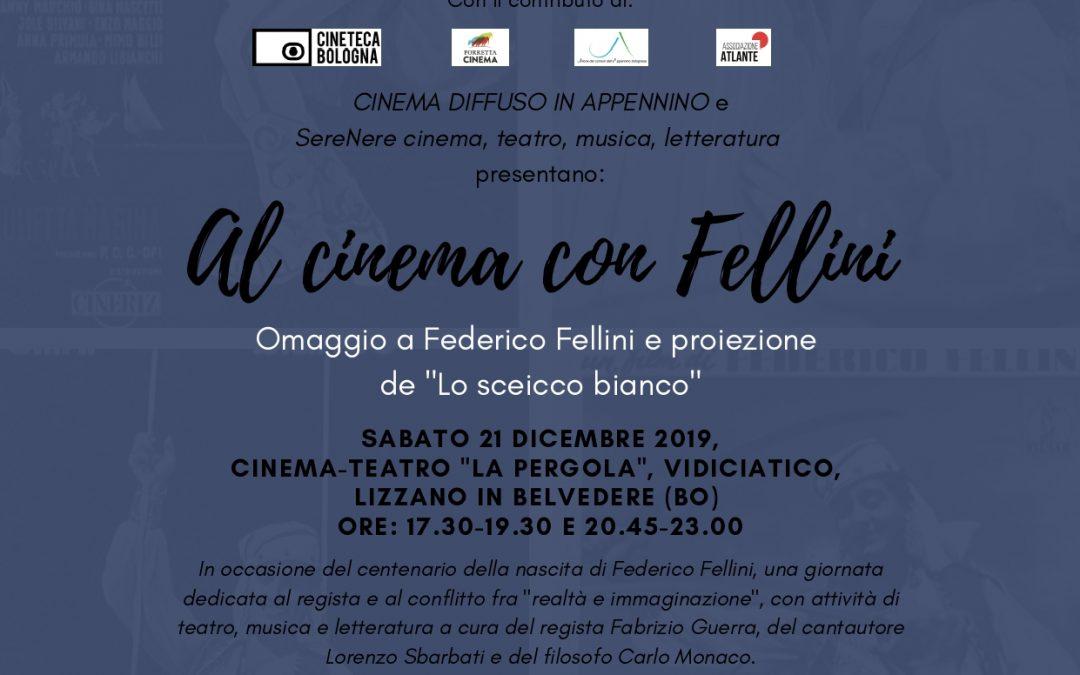Al cinema con Fellini