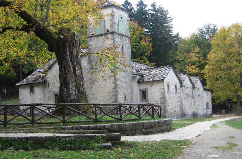 Il Santuario di Madonna dell'Acero