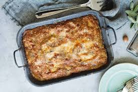 Le lasagne con le castagne