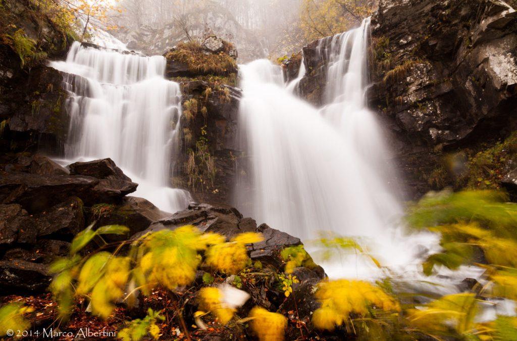 Le cascate magiche